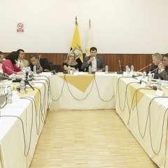 QUITO, Ecuador.- Comisión de caso Gabela presentará informe en octubre. Foto: Flickr Asamblea Nacional.
