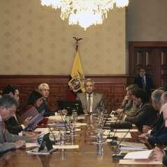 QUITO, Ecuador.- El pago de multas e intereses recaudó más de $65 millones. Foto: Flickr Presidencia.