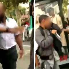 El incidente ocurrió el 13 de septiembre en los suburbios de París.