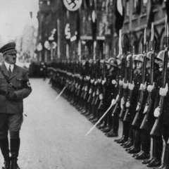 """En medio de la crisis económica y política en Alemania, el nazismo proponía la idea de una """"revolución social""""."""