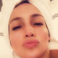 Kim Kardashian comenta en foto de Jennifer Lopez. Foto: Instagram