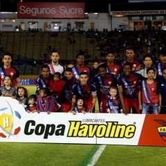 QUITO, Ecuador.- El Nacional acordó cancelarle los valores pendientes a sus jugadores. Foto: API