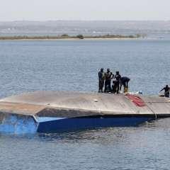 Saldo de naufragio en Tanzania supera 200 muertos, hallan a un superviviente. Foto: AFP