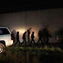 Comienza en Texas construcción de nuevo muro para frenar inmigración clandestina. Foto: AFP