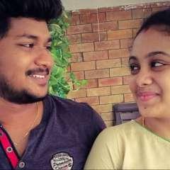 Pranay y Amrutha eran novios desde la secundaria.
