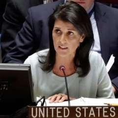 NUEVA YORK, EE.UU.- Embajadora estadounidense en la ONU negó vinculó de ese país en los atentados. Foto: AFP.
