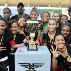El equipo guayaquileño empató 1-1 con Ñañas de Quito y logró el título por gol visitante. Foto: API
