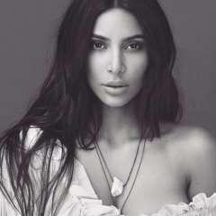Las fotos de una irreconocible Kim Kardashian que son virales. Foto: Instagram