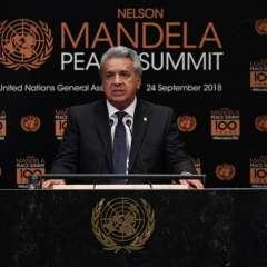Moreno intervendrá también en la sesión de la Asamblea General de la ONU. Foto: AFP