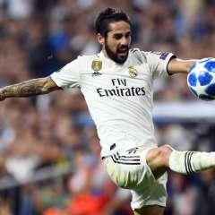 MADRID, España.- Isco durante su duelo contra Roma por la Liga de Campeones, el 19 de septiembre del 2018. Foto: AFP