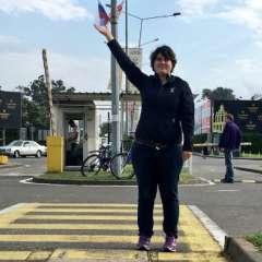 La ajedrecista nacional se enfrentó contra Monika Socko de Polonia. Foto: @HerediaCarla