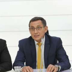 Excomandante de Operaciones de FAE reveló situación de aeronaves ante Comisión. Foto: @AsambleaEcuador