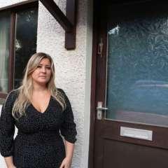 Jessica Hurst no supo que su padre tenía problemas financieros hasta después de su muerte.
