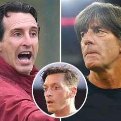 Mesut Özil renunció a la selección de Alemania acusándola de racismo.
