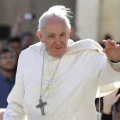Los 12 millones de católicos chinos están divididos. Foto: AP