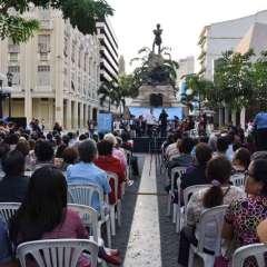 Conozca las actividades por las fiestas octubrinas. Foto: Twitter