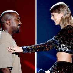 Los dos artistas están en lados opuestos en las elecciones de medio término de Estados Unidos.