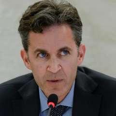 David Kaye. Foto: UN