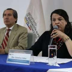 CES posesionará a Comisión interventora de la Universidad de Guayaquil. Foto: CES