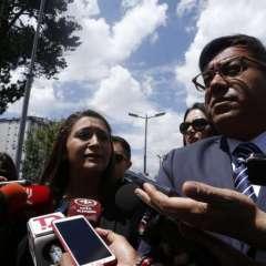 JAramillo pide acelerar la investigación del caso. Foto: API