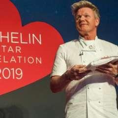 Gordon Ramsay anunció las estrellas Michelin en 2019.