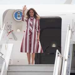 Melania Trump Foto: AFP