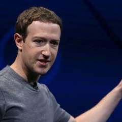Zuckerberg, bajo presión. Foto: AFP