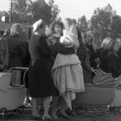 Se cree que unas 50.000 mujeres noruegas tuvieron relaciones con soldados alemanes.