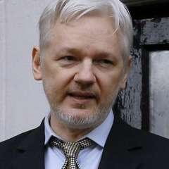 """Assange demanda a Ecuador por sus """"derechos fundamentales"""" (WikiLeaks). Foto: AP"""