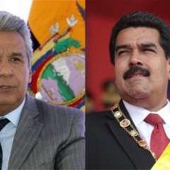 Tensión entre Ecuador y Venezuela escala tras expulsión de embajadora en Quito. Foto: Vistazo