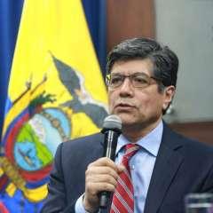 """Valencia confió en que Ecuador tiene """"todos los argumentos legales a su favor"""". Foto: Archivo"""