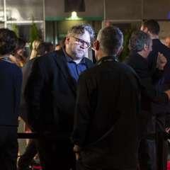 Guillermo del Toro                Foto: AFP