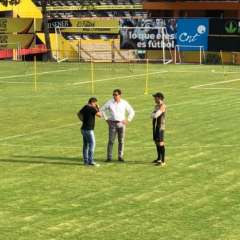 La empresa Trocatti pide 1.7 millones de dólares a Barcelona Sporting Club. Foto: Tomada de @barcelonaSC