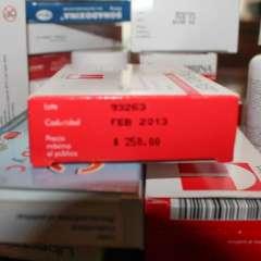 Desarticulan banda dedicada a falsificar medicina. Foto: Referencial
