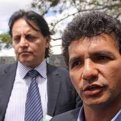 Jiménez y Villavicencio creen que hay cómplices en escape de Alvarado. Foto: API - Archivo