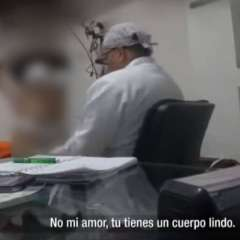 El médico tiene 4 denuncias por presunta negligencia en cirugías estéticas. Foto: Captura Video .