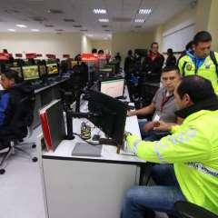 Con operativo se busca determinar responsabilidades sobre la fuga de Fernando Alvarado. Foto: @FiscaliaEcuador
