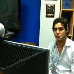 Danilo Rosero compartió con sus fans en el Videochat de Ecuavisa.com