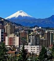 Actualmente, Quito cuenta con 2´644.145 personas ocupando el segundo lugar después de Guayaquil. Foto: Archivo
