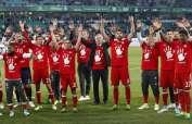 El club alemán logró su campeonato número 27 y el quinto de manera consecutiva.