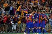 Barcelona despidió a su técnico Luis Enrique con la obtención de la Copa del Rey.