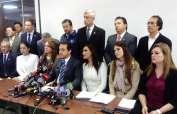 QUITO, Ecuador.- Según la bancada opositora, el CAL asumió funciones que no le correspondían. Foto: Flickr Presidencia.