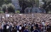 BARCELONA, España.- La región se vio sacudida por un doble atentado que dejó 14 muertos y más de 120 heridos. Foto: AFP.