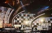La Academia Latina de la Grabación anunció el jueves 19 de septiembre del 2017 que postergó el anuncio de los nominados a los Latin Grammy previsto para el miércoles por el sismo en México y los estragos de los huracanes Irma y Harvey. Foto: AP