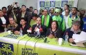 Asambleístas oficialistas indican que Correa llegará el 2 de diciembre a Guayaquil. Twitter: @jcristoballoret