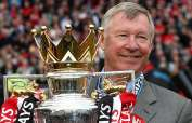 Alex Ferguson, exentrenador del Manchester United.
