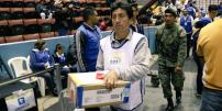 Presidente dijo que Guillermo Lasso perdió votos durante reconteo de Pichincha. Foto: Twitter CNE
