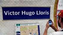 La red de transporte público de París (RATP) cambió el nombre de 6 estaciones del metro. Foto: BERTRAND GUAY / AFP