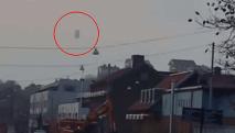 Captan a OVNI que cambia de forma en Suecia