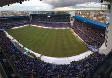 Estadio George Capwell, casa de Emelec.